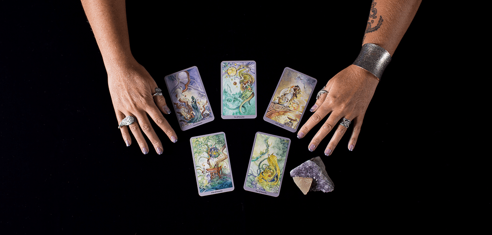 Psychic Tarot Card Readings by The Black Feather Intuitive