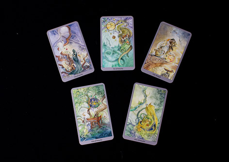 Tarot Cards for Psychic Reading | Raleigh, NC