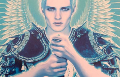 Archangel Michael - (Photo: Kyle Gray's Angel Prayers)