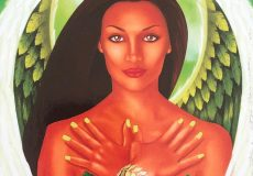 Archangel Jophiel from Kyle Gray's Angel Prayer's