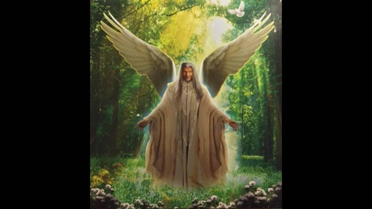 Archangel Azrael - The Angel of Grief