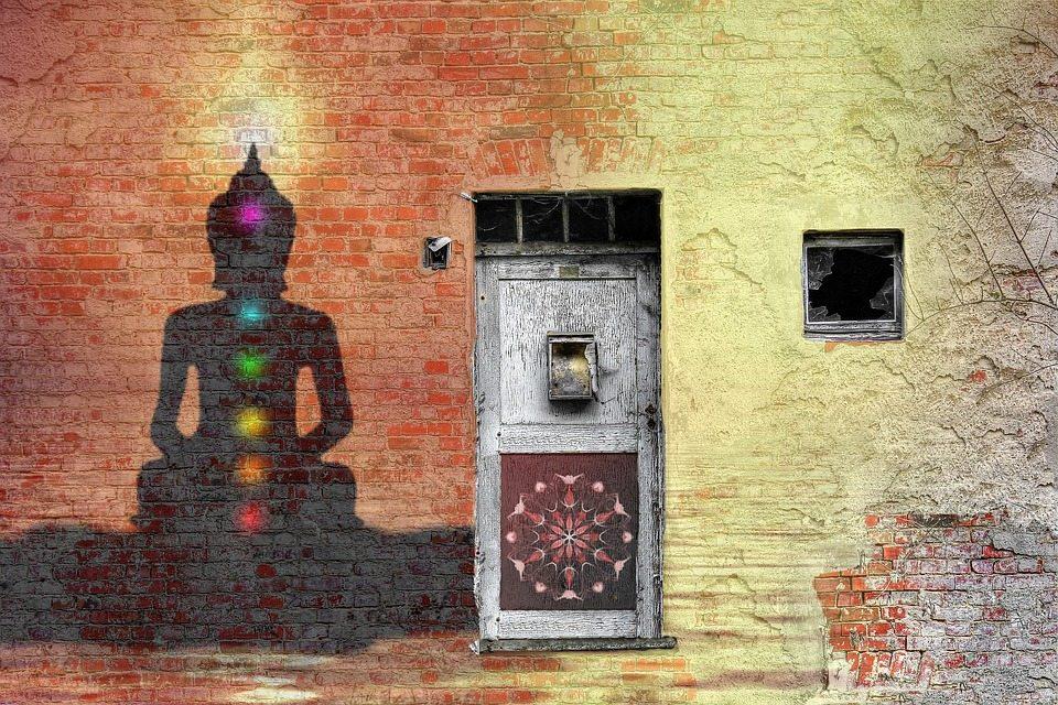 Chakra Color Illustration