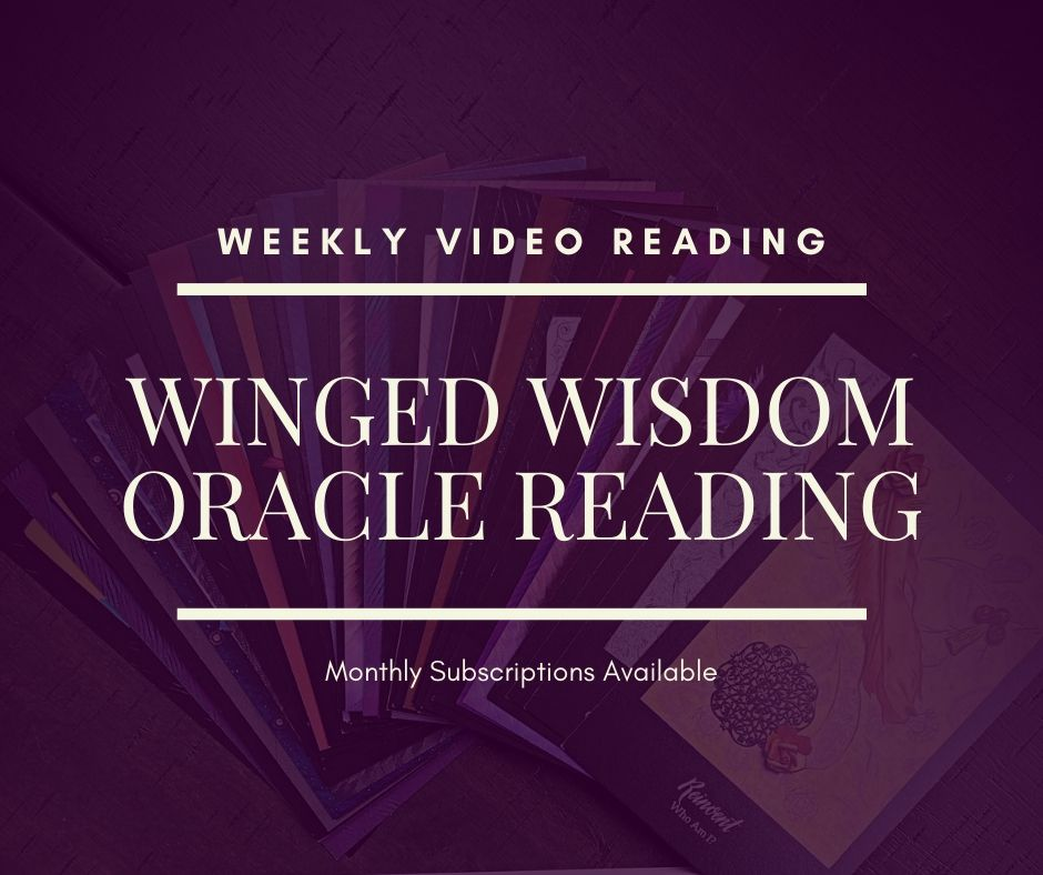 Weekly Oracle Reading Subscription