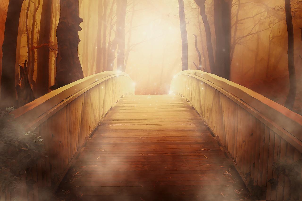 Golden Light from Archangel Gabriel