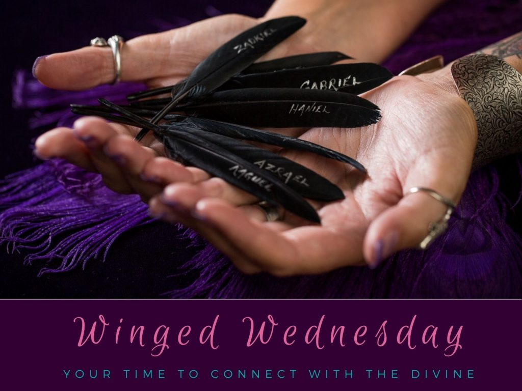 Winged Wednesday Free Psychic Readings
