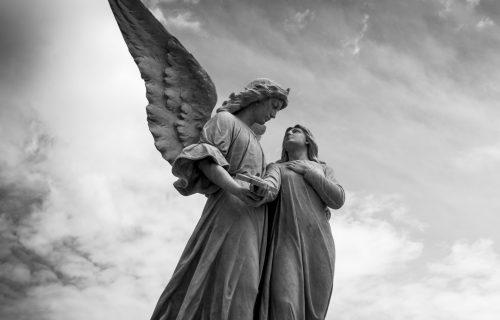 Archangel Cassiel archangel of duality