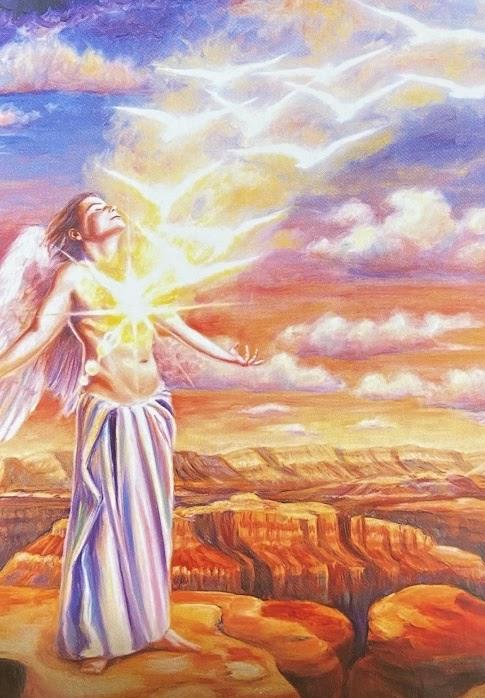 Archangel Zaphkiel archangel of passion