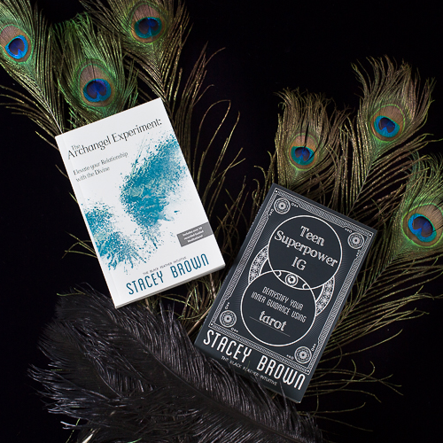 Books by Stacey Brown The Black Feather Intuitive